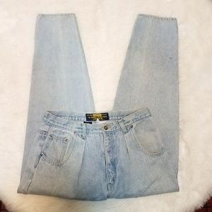 Denim - Vintage Mom Style Jeans